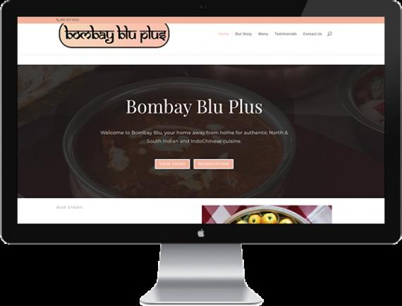 Bombay Blu Plus